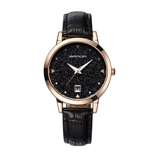 Zegarek Sanda Star czarny 3