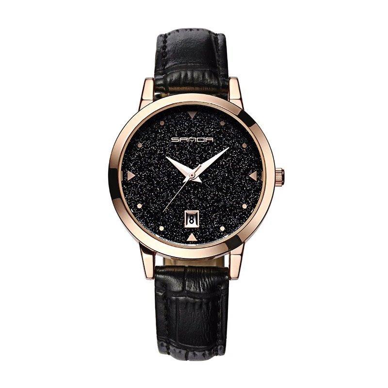 Zegarek Sanda Star czarny 16