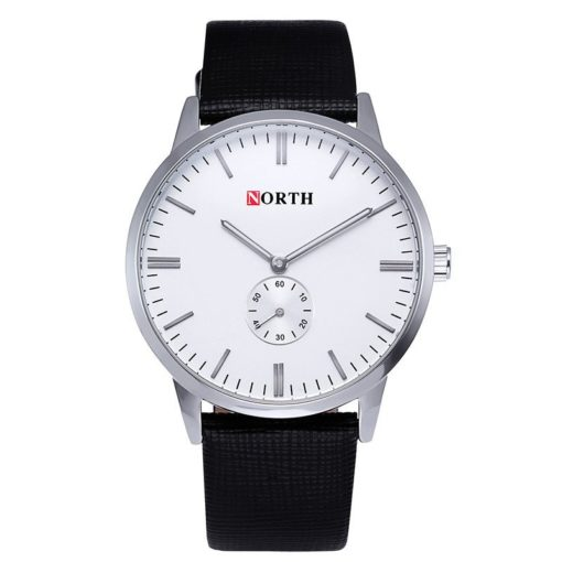 Zegarek North Alaska biały