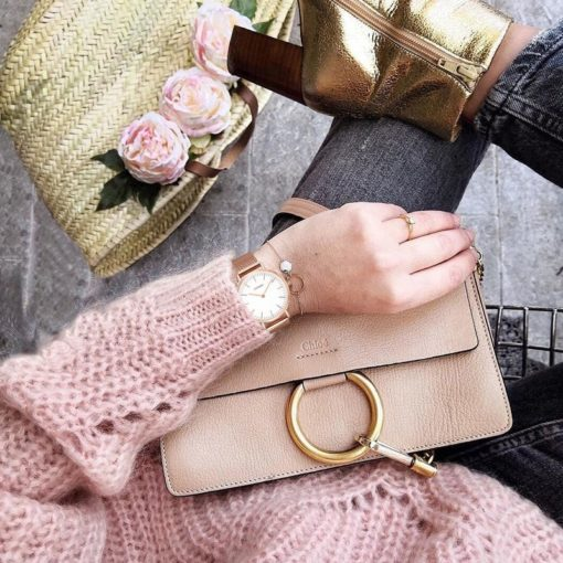Zegarek Cadisen Bijou rose gold