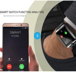 Smartwatch wielofunkcyjny czarny 2