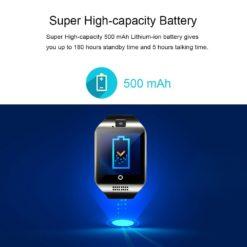 Smartwatch wielofunkcyjny czarny 4