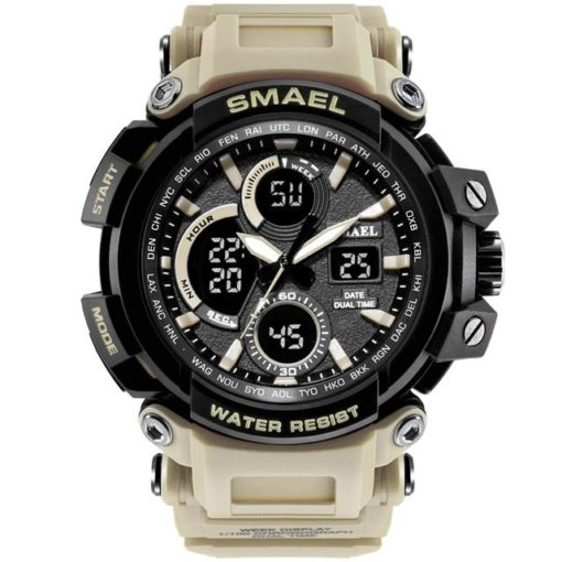 Zegarek Smael Hunter V1 khaki