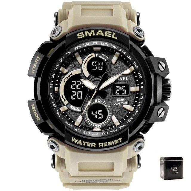 Zegarek Smael Hunter V1 khaki 1