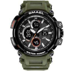 Zegarek Smael Hunter V1 zielony