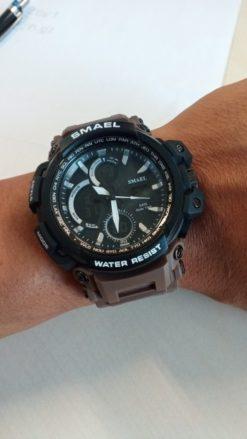 Zegarek Smael Hunter V1 brązowy 4