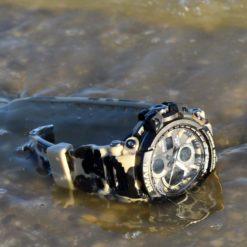 Zegarek Smael Hunter V1 khaki moro 2