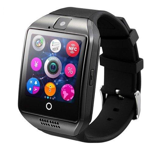 Smartwatch wielofunkcyjny czarny 5