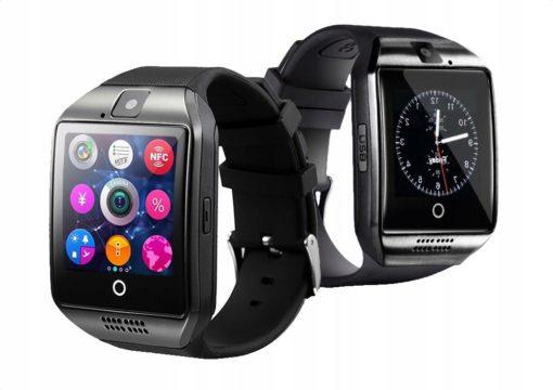 Smartwatch wielofunkcyjny czarny