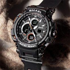 Zegarek Smael Hunter V1 czarny 6
