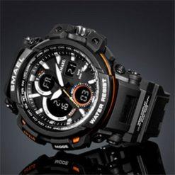 Zegarek Smael Hunter V1 czarny 4