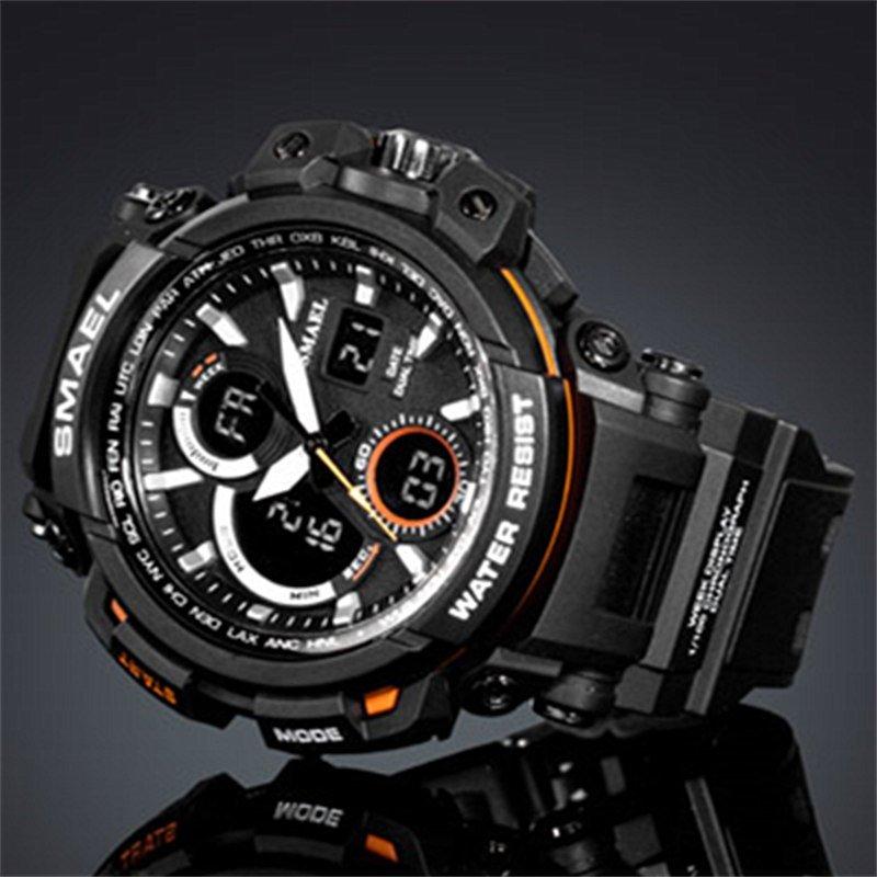 Zegarek Smael Hunter V1 czarny 18