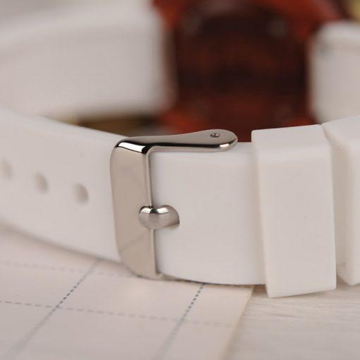 Zegarek Bobo Bird Round R28-2 Biały 2