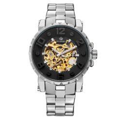 Zegarek orkina open hearth srebrny miniaturka