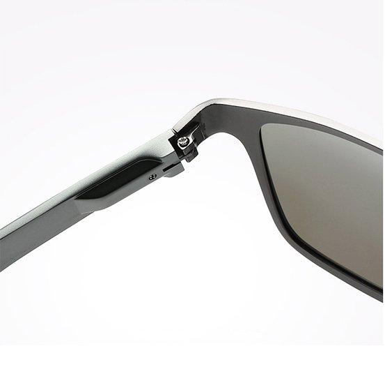 Aluminiowo magnezowe okulary przeciwsłoneczne detal 2