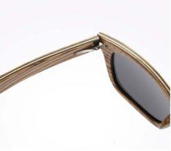 okulary drewniane b05 detal 2