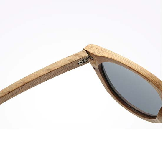 okulary dębowe b08 detal 2