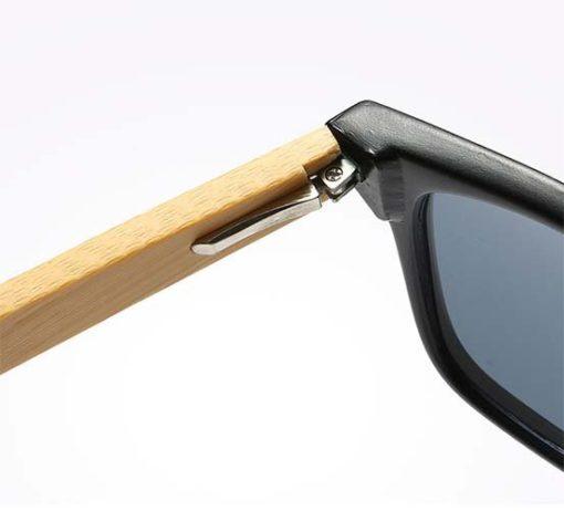 okulary bambusowo-plastikowe c02 detal 2