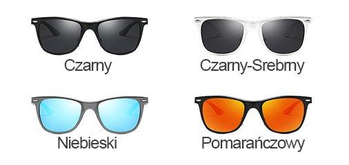okulary m04 kolory