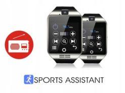 Smartwatch wielofunkcyjny 3