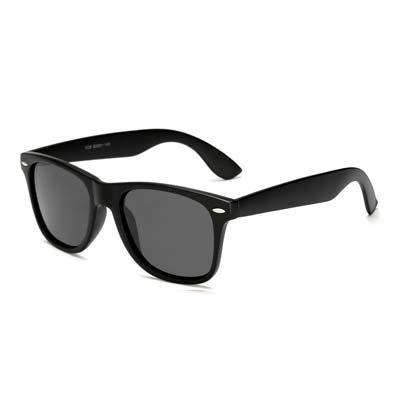 Okulary przeciwsłoneczne D01 matowe czarne