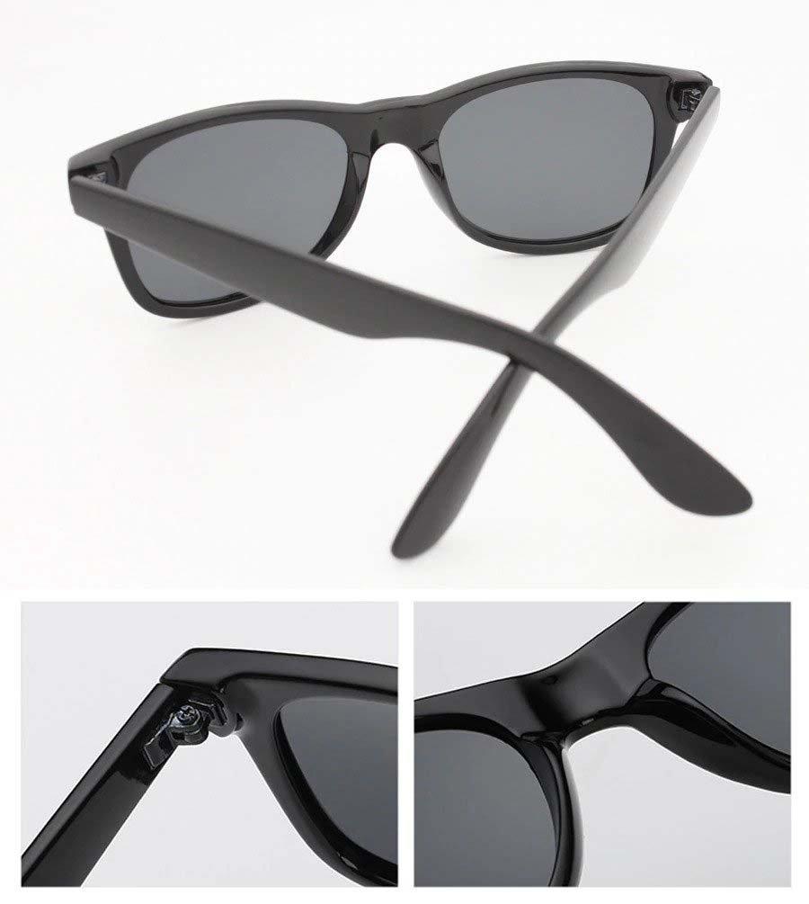 Okulary przeciwsłoneczne D01 matowe zielone 8