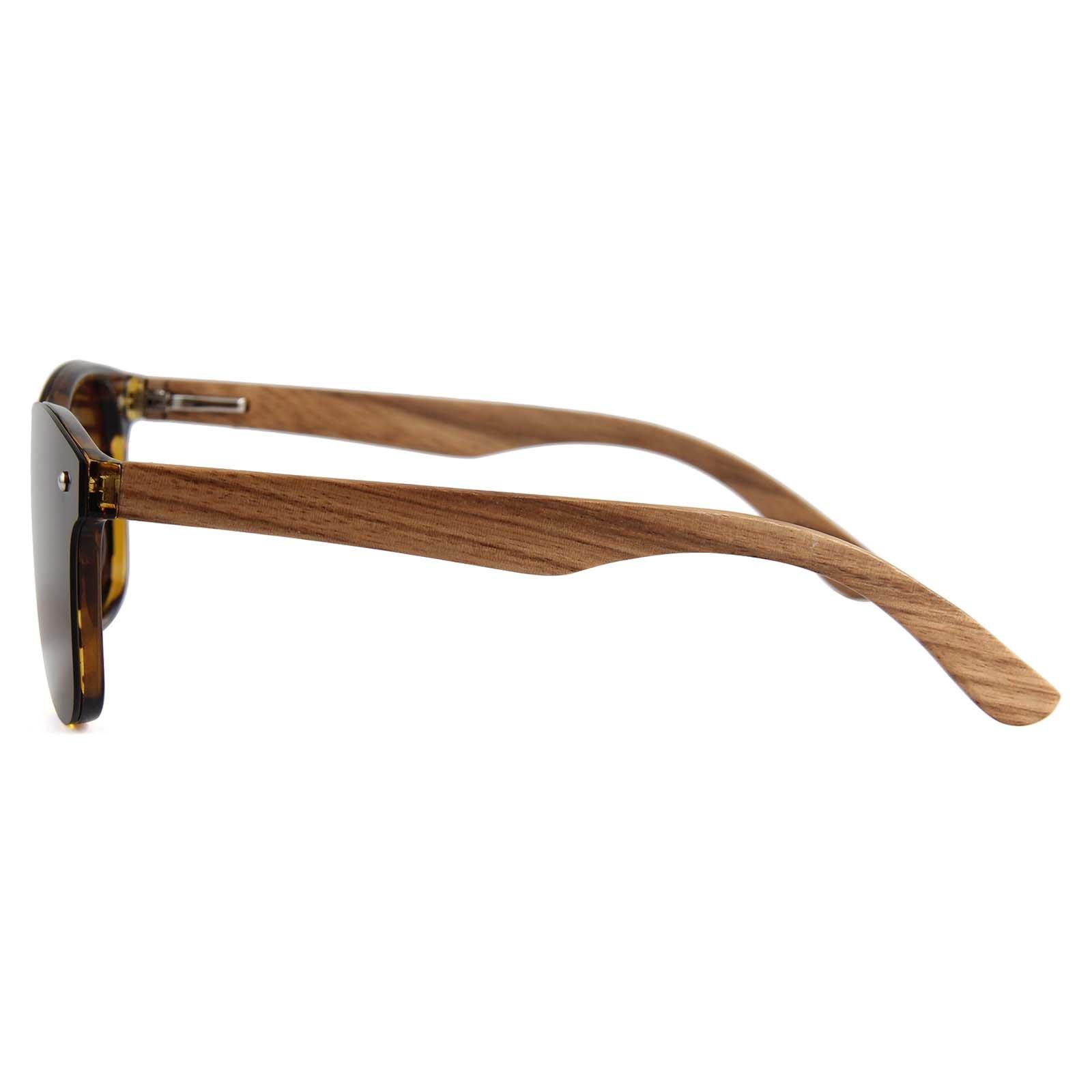 Drewniane okulary przeciwsłoneczne C04- panterki- zebrano 7