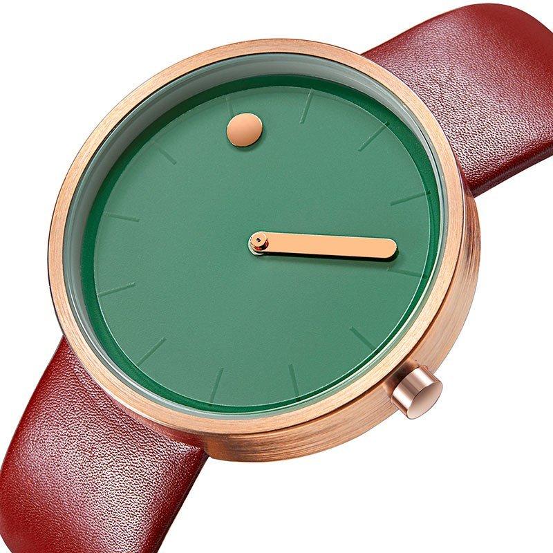 Zegarek Geekthink Fashion zielony 16