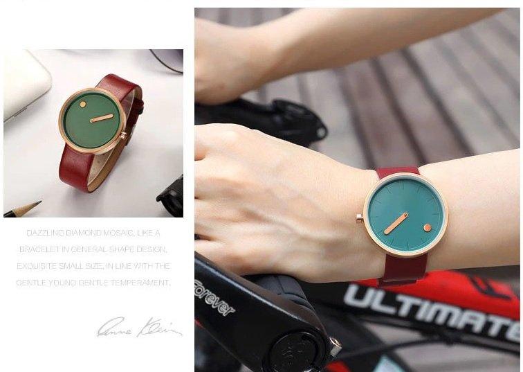 Zegarek Geekthink Fashion zielony 18