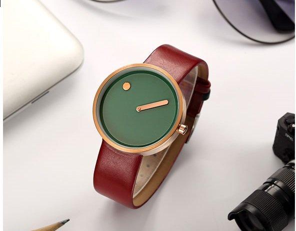 Zegarek Geekthink Fashion zielony 19