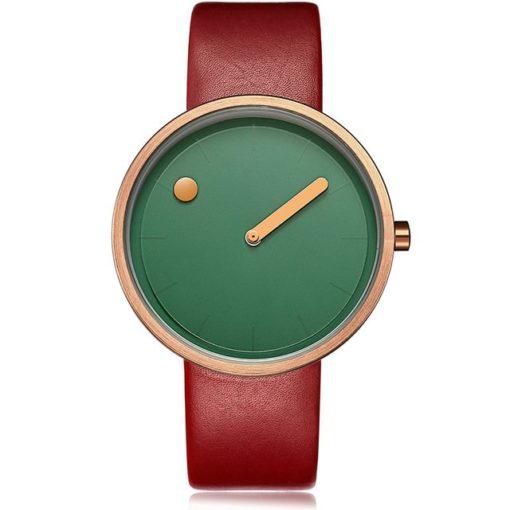 Zegarek Geekthink Fashion zielony 1