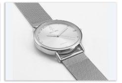 Zegarek damski King Hoon Presitge- srebrny