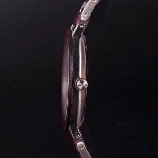 Zegarek drewniany Bobo Bird Lark S16-3