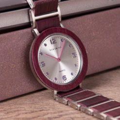 Zegarek drewniany Bobo Bird Lark S16-3 8