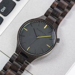 Zegarek drewniany Bobo Bird Slim S27-1 3