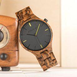 Zegarek drewniany Bobo Bird Slim S27-2