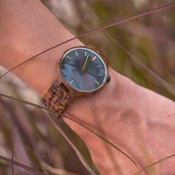 Zegarek drewniany Bobo Bird Slim S27-2 6