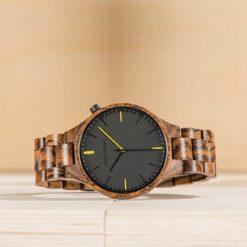 Zegarek drewniany Bobo Bird Slim S27-2 3