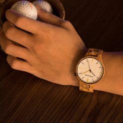 Zegarek drewniany Bobo Bird Slim S27-3 2