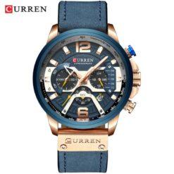 Zegarek Curren Milano niebieski
