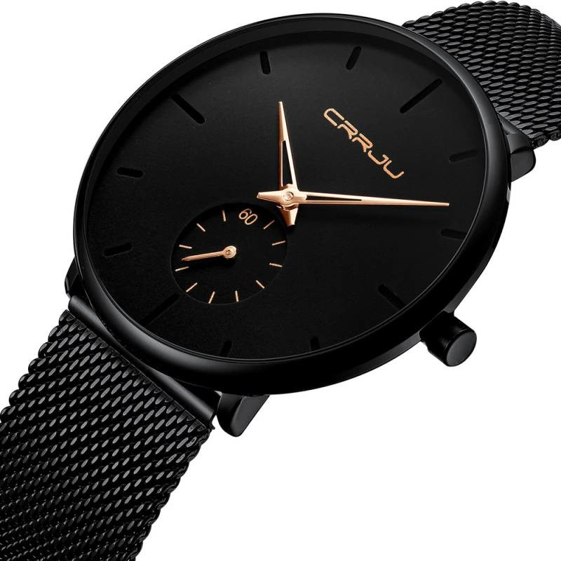 Zegarek Crrju Fun złoty 7