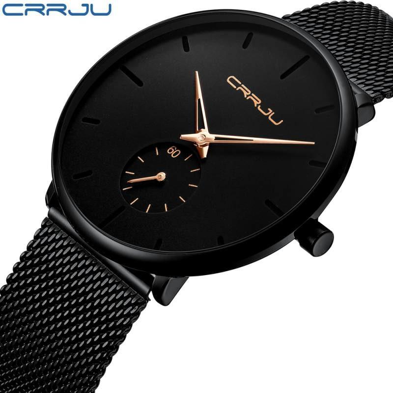 Zegarek Crrju Fun złoty 9