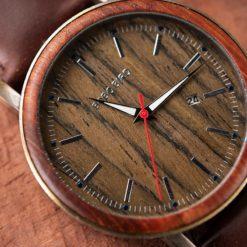 Zegarek drewniany Bobo Bird Prestige O27-2