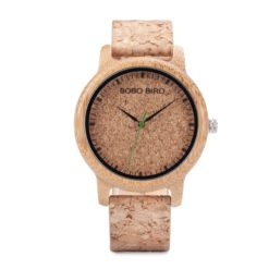 Zegarek drewniany Bobo Bird M12 Bark