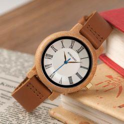Zegarek drewniany damski Bobo Bird Q15 Rome