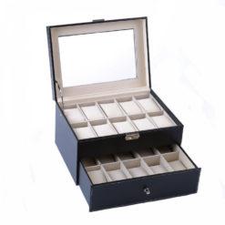 Pudełko na zegarki 20 sztuk 8