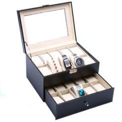 Pudełko na zegarki 20 sztuk 6