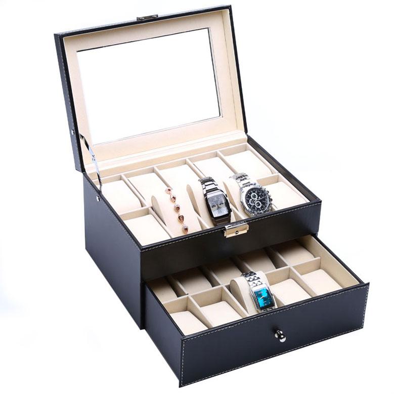 Pudełko na zegarki 20 sztuk 10