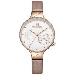 Zegarek Naviforce Rosie Beżowy