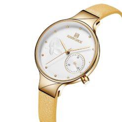 Zegarek Naviforce Rosie Musztardowy